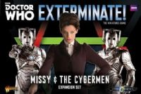 Doctor Who - Exterminate!: Missy & The Cybermen - Expansion Set